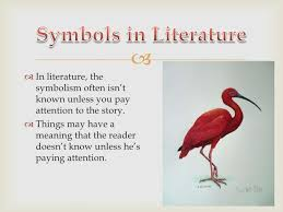 theme and symbolism symbols in literature<br