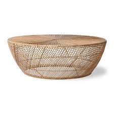 hkliving wicker coffee table
