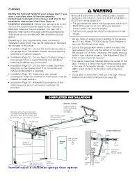1 2 hp garage door opener exterior craftsman 1 2 hp garage door how to install
