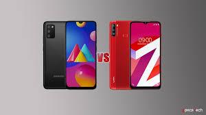 Samsung Galaxy M02s VS Lava Z6 ...