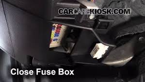 interior fuse box location 2006 2012 toyota rav4 2011 toyota 2017 rav4 fuse box location at Toyota Rav4 Fuse Box