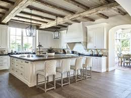 rustic white country kitchen. Rustic Kitchen Decorating Ideas Awesome White For Your With Wooden Floor . Country
