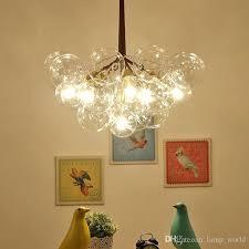 glass pendant shades modern bubble glass pendant lights fixture home glass ball pendant lamp suspension clear glass pendant shades