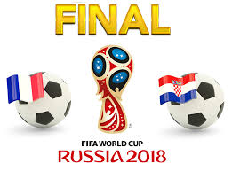 Image result for world cup final france vs croatia