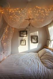 Diy Curtains With Lights 14 Diy Canopies You Need To Make For Your Bedroom