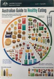 Empty Food Chart Out With The Food Pyramid And In With The Food Pie Chart