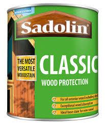 Sadolin Classic Colour Chart Sadolin Classic Wood Protection 22 49 Picclick Uk