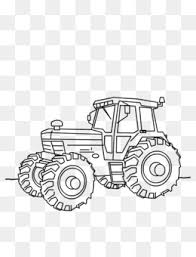 Free Download Car Tractor Fordson Kleurplaat Drawing Car Png