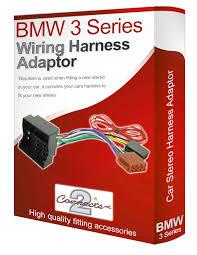 bmw series e radio stereo wiring harness adapter lead loom iso bmw 3 series e90 radio stereo wiring harness adapter lead loom iso converter
