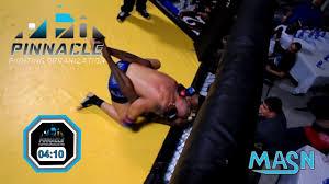 PINNACLE FIGHTING ORGANIZATION ROUND 1 ADAM KING VS. JOSE JOHNSON ROUND 1 -  YouTube