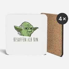 Suchbegriff Yoda Untersetzer Online Bestellen Spreadshirt