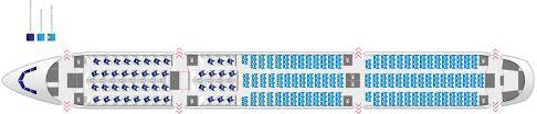 Airbus A350 900 Seating Chart Seat Pitch Finnair Airbus A350