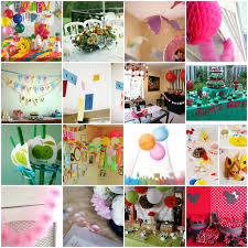 Small Picture Homemade Party Decorations Decoration Ideas Party