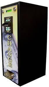 Do Vending Machines Take 5 Bills Awesome Dollar Bill Changers For Vendng Machines Change Machines Token