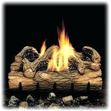 new vent free gas fireplace logs for vent free gas logs charred hickory remote ready inch