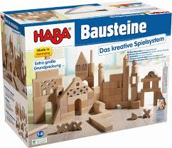 haba building blocks extra large starter set