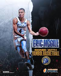 Eric McGill – The Players Pick