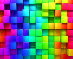 Backgrounds For 3d Colorful Cubes Backgrounds For Powerpoint 3d Ppt Templates