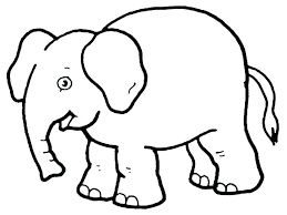 Simple Animal Coloring Pages Free Printable Farm Animal Coloring