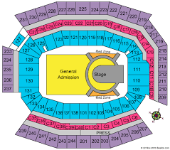 Lincoln Financial Field Seating Chart