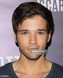 nathan kress muscles. actor nathan kress attends the knott\u0027s scary farm celebrity vip opening night at berry muscles