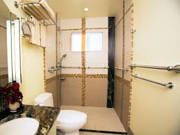 Enjoyable Inspiration Handicap Accessible Bathroom Designs  Full - Handicap accessible bathroom floor plans
