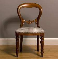 'Monique' Victorian Style Dining Chair. '