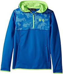 under armour quarter zip hoodie. under armour kids - fleece 1/4 zip hoodie (big kids) quarter