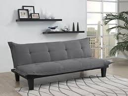 office sofa bed. Futon Sofa Bed Modern Living Guest Room Office Sleeper Lounge Couch Convertible B