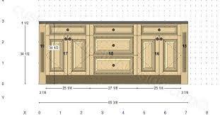 kitchen floor cabinets. Kitchen Island Wall Cabinets Design Elevation Cabinet Floor