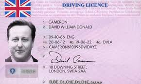 Union Guardian On From Appear Driving Licences News Flag 2015 To Uk The