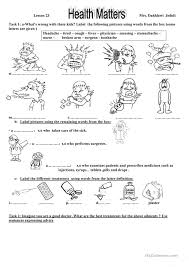 Free Health Worksheets Free Worksheets Library | Download and ...