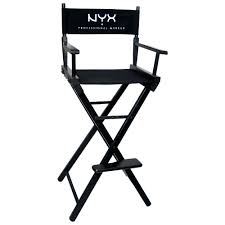 makeup artist directors chair lightweight and foldable professional