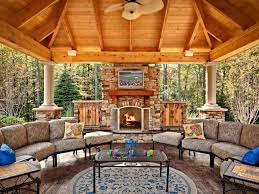 Small Picture Stylish Backyard Fireplace Ideas The Interesting Outdoor Fireplace