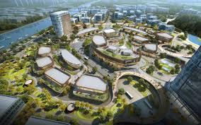 Designing A Town D D Neighbourhood And Town Planning Hpp Architekten