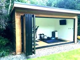 outdoor office shed. Outdoor Office Space Shed Pod  Outside Garden .