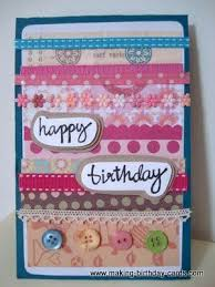 Simple Birthday Paper Card  Handmade Gifts  Paper DIY Crafts Card Making Ideas Designs