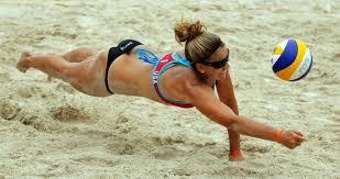 Рефераты на тему волейбол по физкультуре работ Нормы спорта и ГТО пример женского волейбола