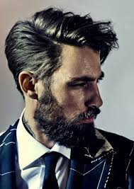 Beard And Hair Style good hair and beard very few men are able to pull this off but 4515 by wearticles.com
