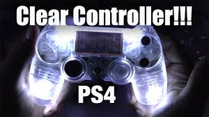 <b>Clear PS4 Controller</b> Build - YouTube
