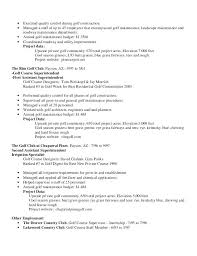 golf professional resume golf professional resume top 8 golf course general manager resume