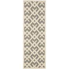 area rugs mirabelle gray bone indoor outdoor area rug
