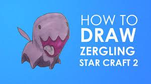How to Draw Zergling - StarCraft 2 ...