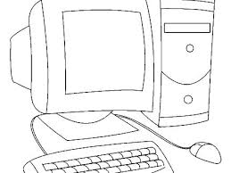 Computer Coloring Pages Free Printable Coloring Pages Computer