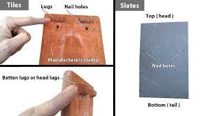 tile and slate fixing procedure