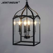 cage pendant light northern glass cage pendant light loft vintage birdcage pendant lights lamp metal glass cage pendant light