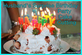 Small Picture Surprise Birthday Celebration In India Husbands Birthday Party