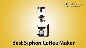 Kitchenaid coffee makers are constructed of sturdy parts designed to last for many years. Best Siphon Coffee Maker 2021 Top 8 Vacuum Coffee Makers Coffeeblow
