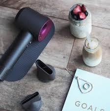 dyson hair dryer. dyson supersonic™ hair dryer with attachments from instagram posts