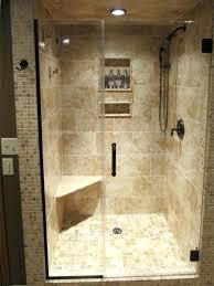 shower doors shower door with inline panel antique tempered glass oil rubbed bronze hardware shower doors